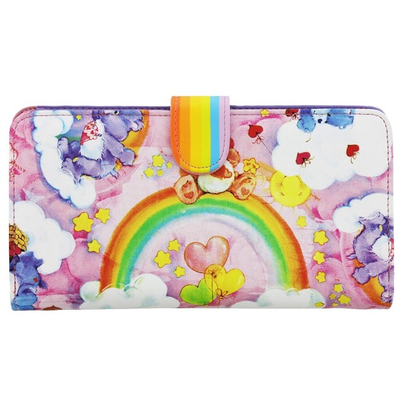 Iron Fist Bags Iso Pink Care Bears Wallet By Poshmark
